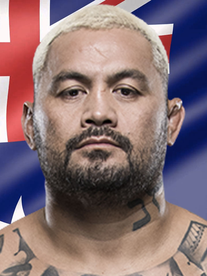 Photo of Mark Hunt