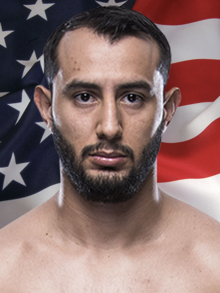 Photo of Dominick Reyes