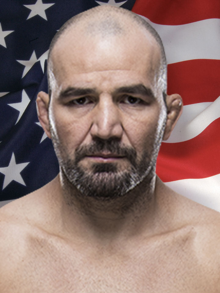 Photo of Glover Teixeira