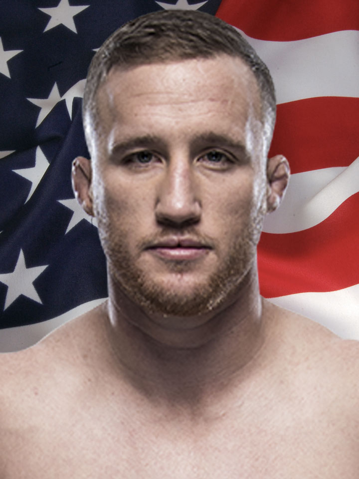 Photo of Justin Gaethje