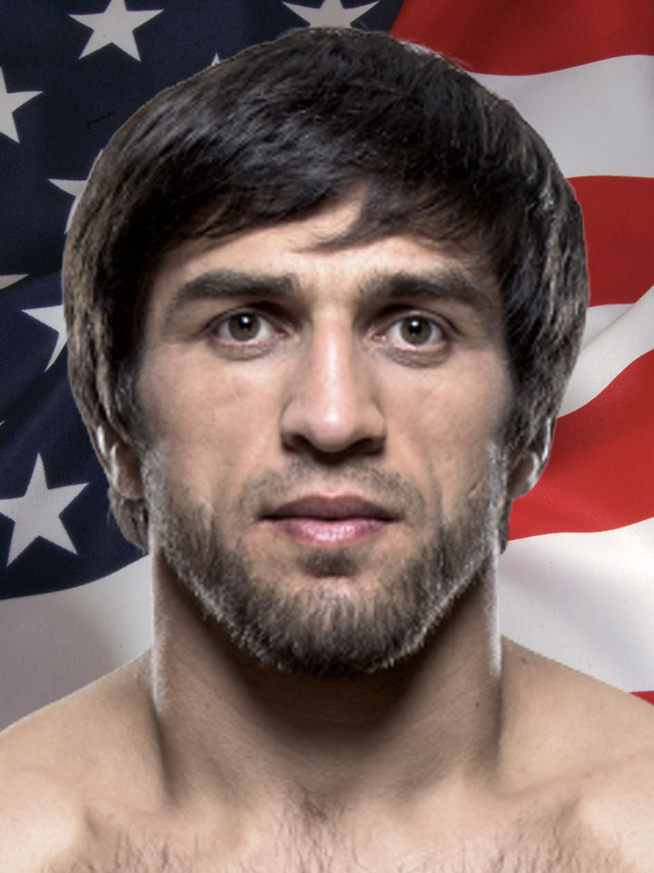 Photo of Magomed Mustafaev