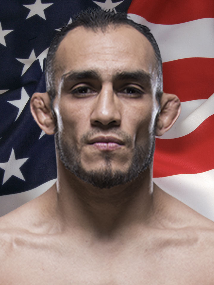 Photo of Tony Ferguson