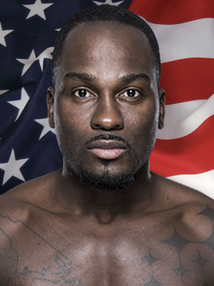 Photo of Derek Brunson