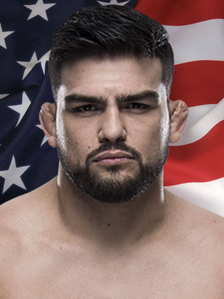 Photo of Kelvin Gastelum