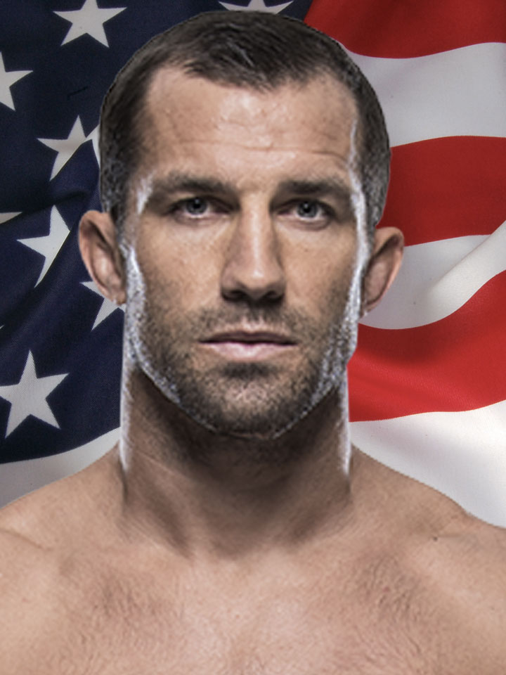 Photo of Luke Rockhold