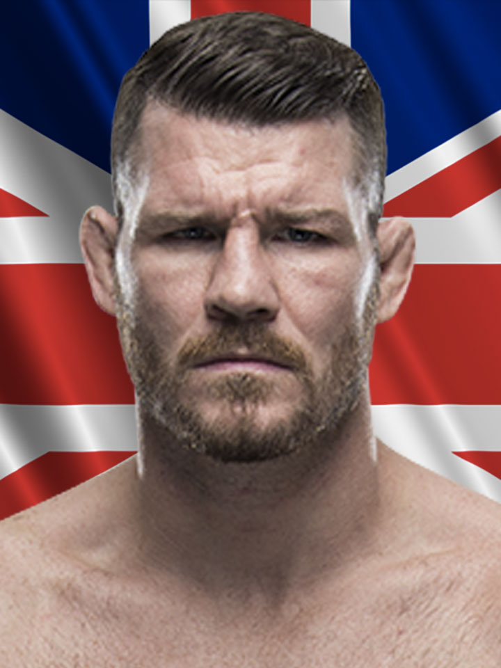 Photo of Michael Bisping