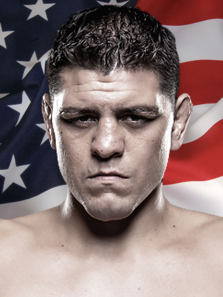 Photo of Nick Diaz