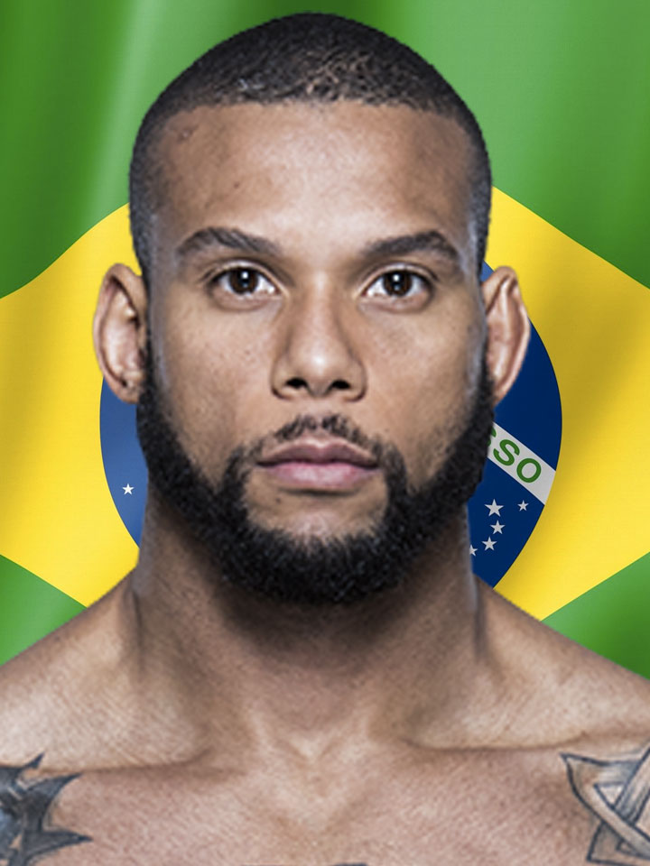 Photo of Thiago Santos
