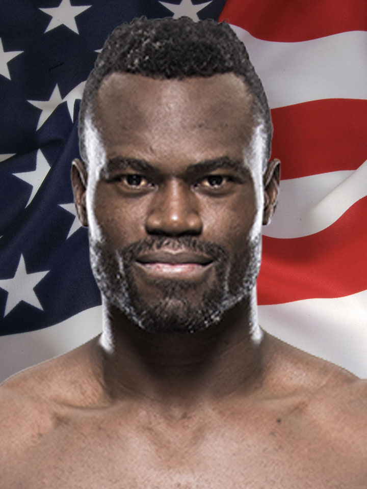 Photo of Uriah Hall