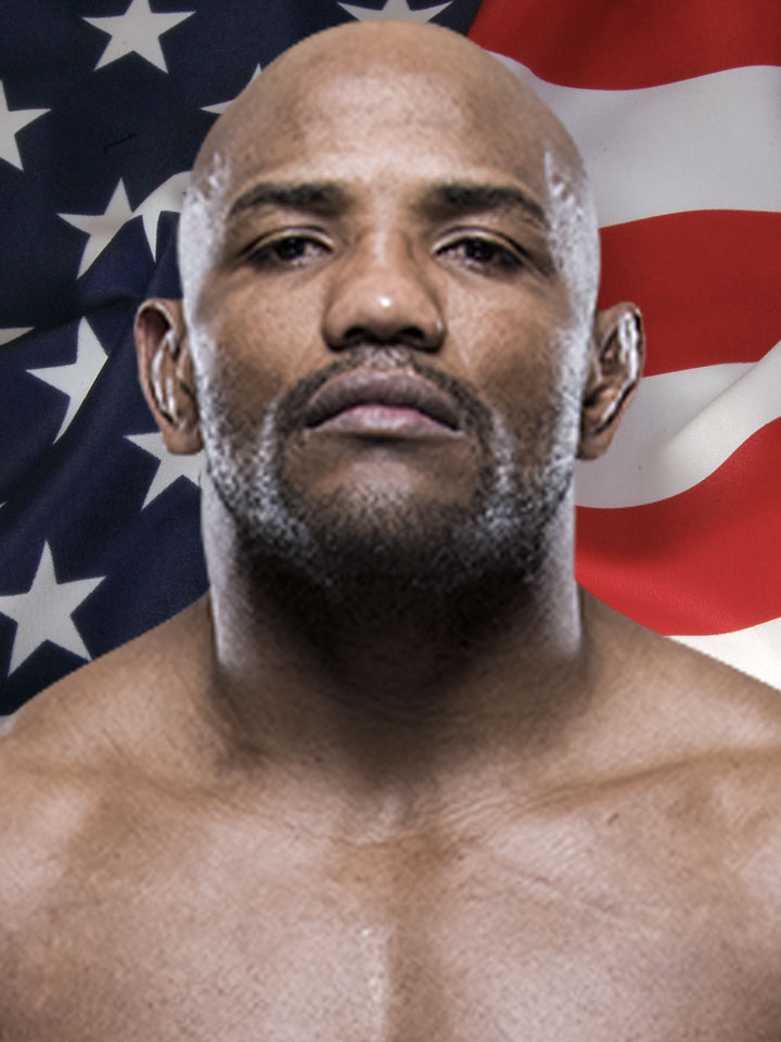 Photo of Yoel Romero