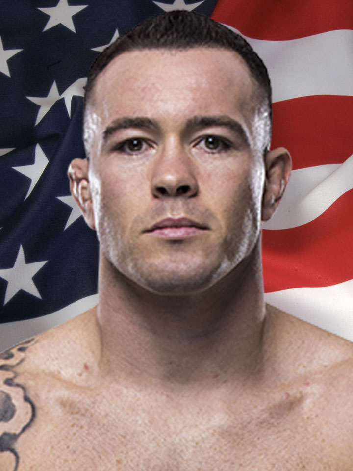 Photo of Colby Covington