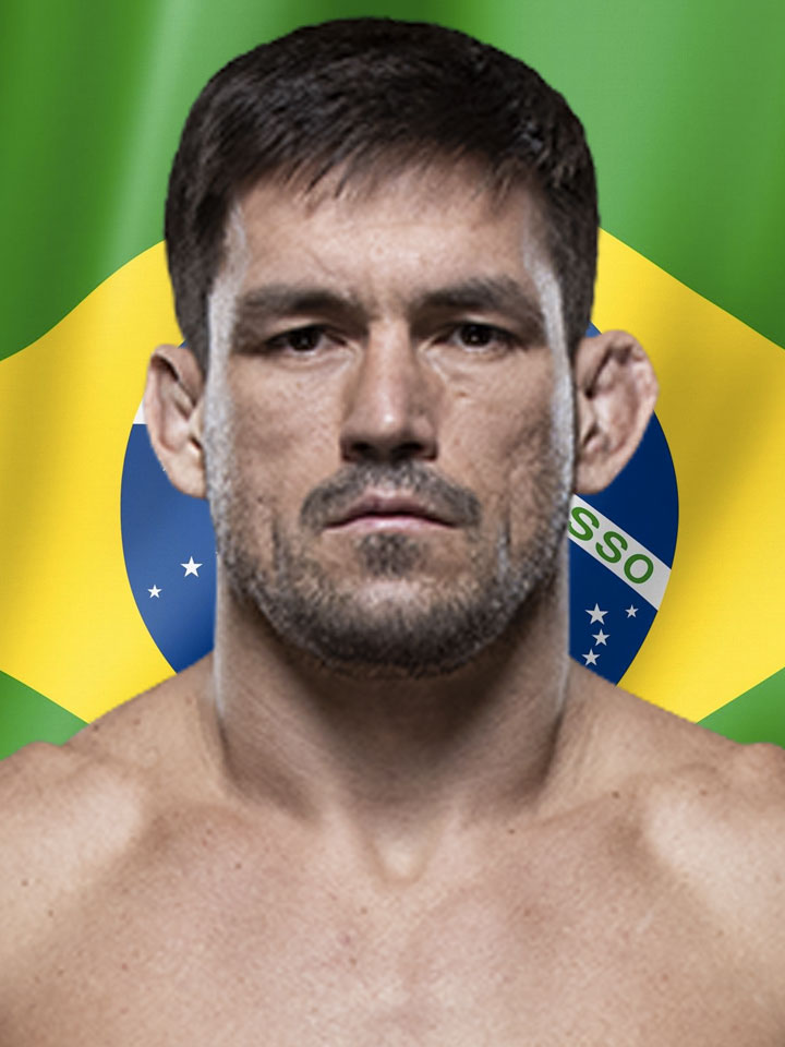 Photo of Demian Maia