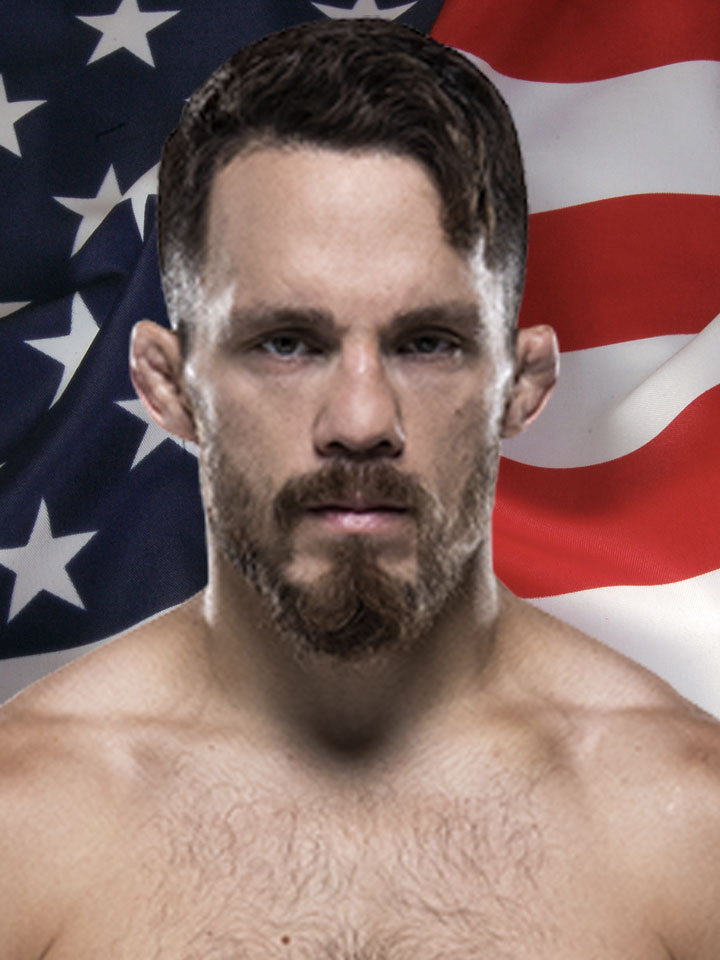 Photo of Jake Ellenberger