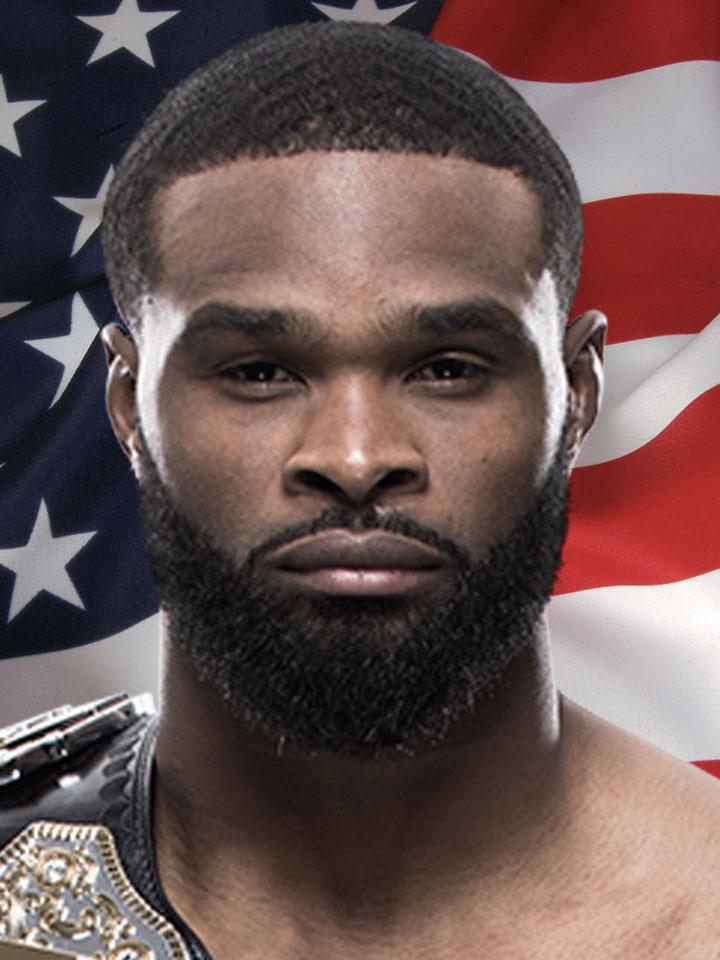 Photo of Tyron Woodley