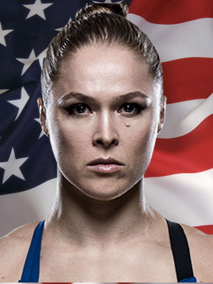Photo of Ronda Rousey