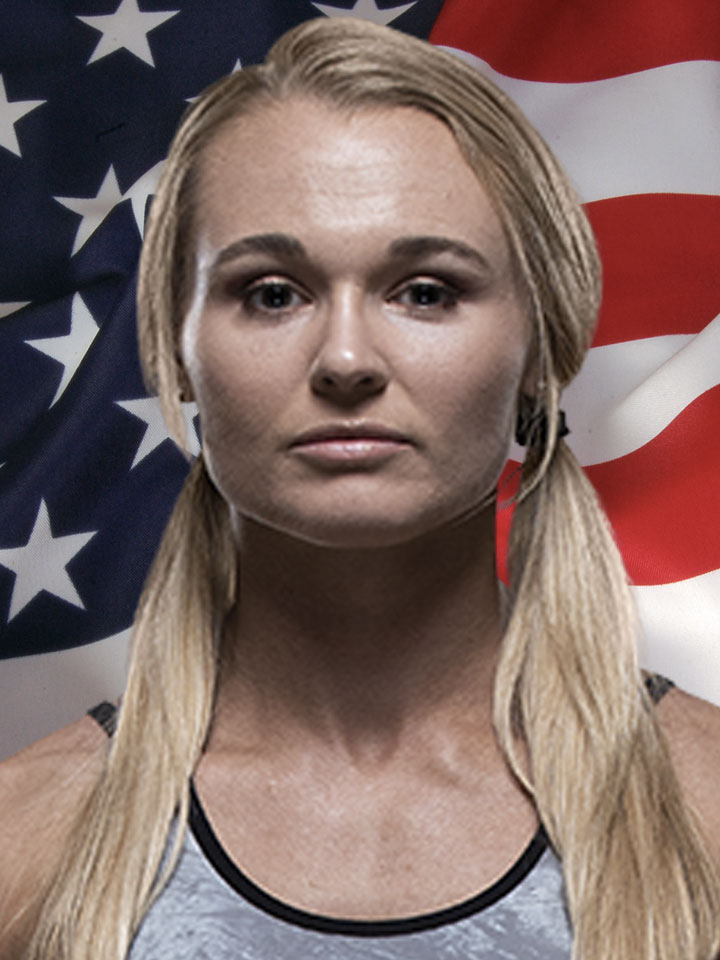 Photo of Andrea Lee
