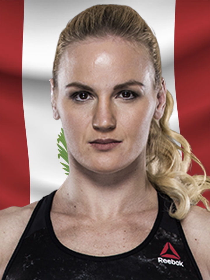 Photo of Valentina Shevchenko