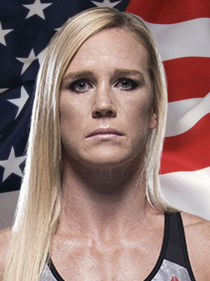 Photo of Holly Holm