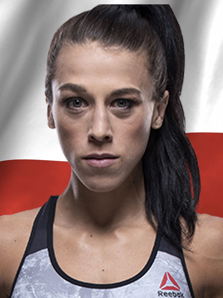 Photo of Joanna Jedrzejczyk