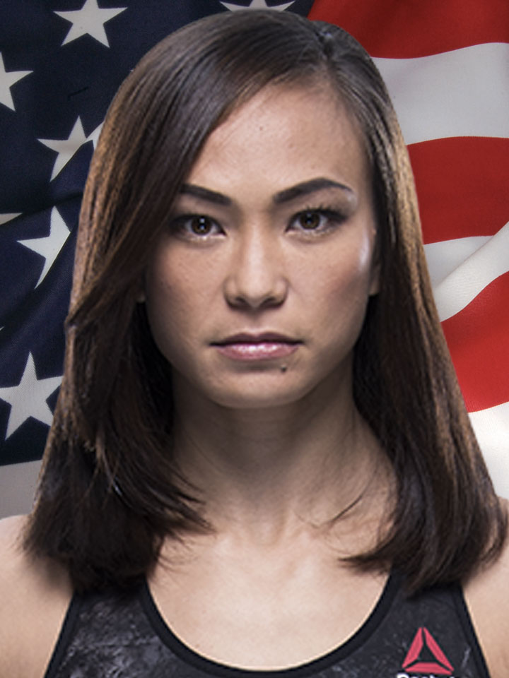 Photo of Michelle Waterson