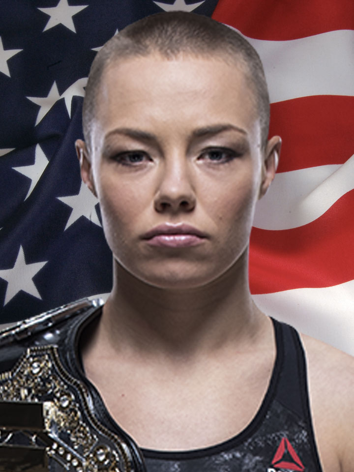 Photo of Rose Namajunas