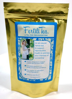 FertiliTea, fertilitea fertility tea
