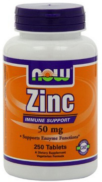 now zinc immune support