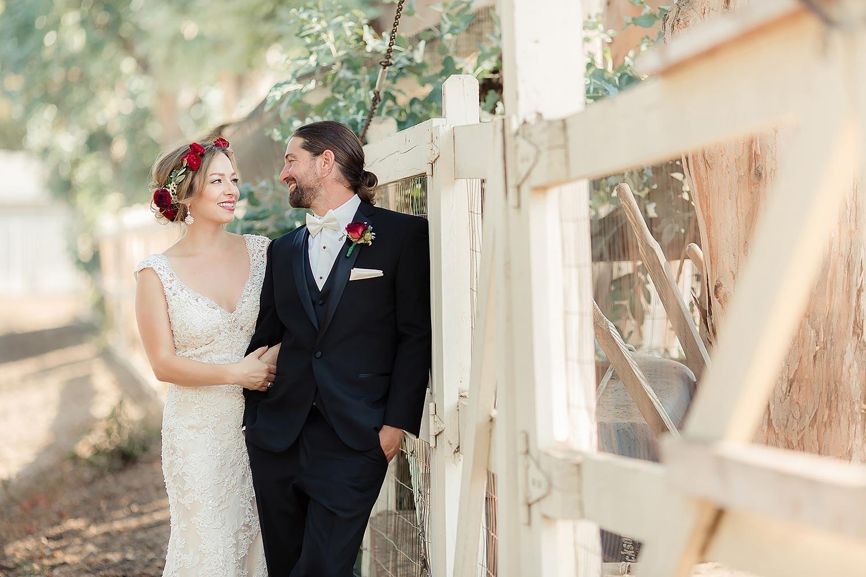 Private Estate Boho bride