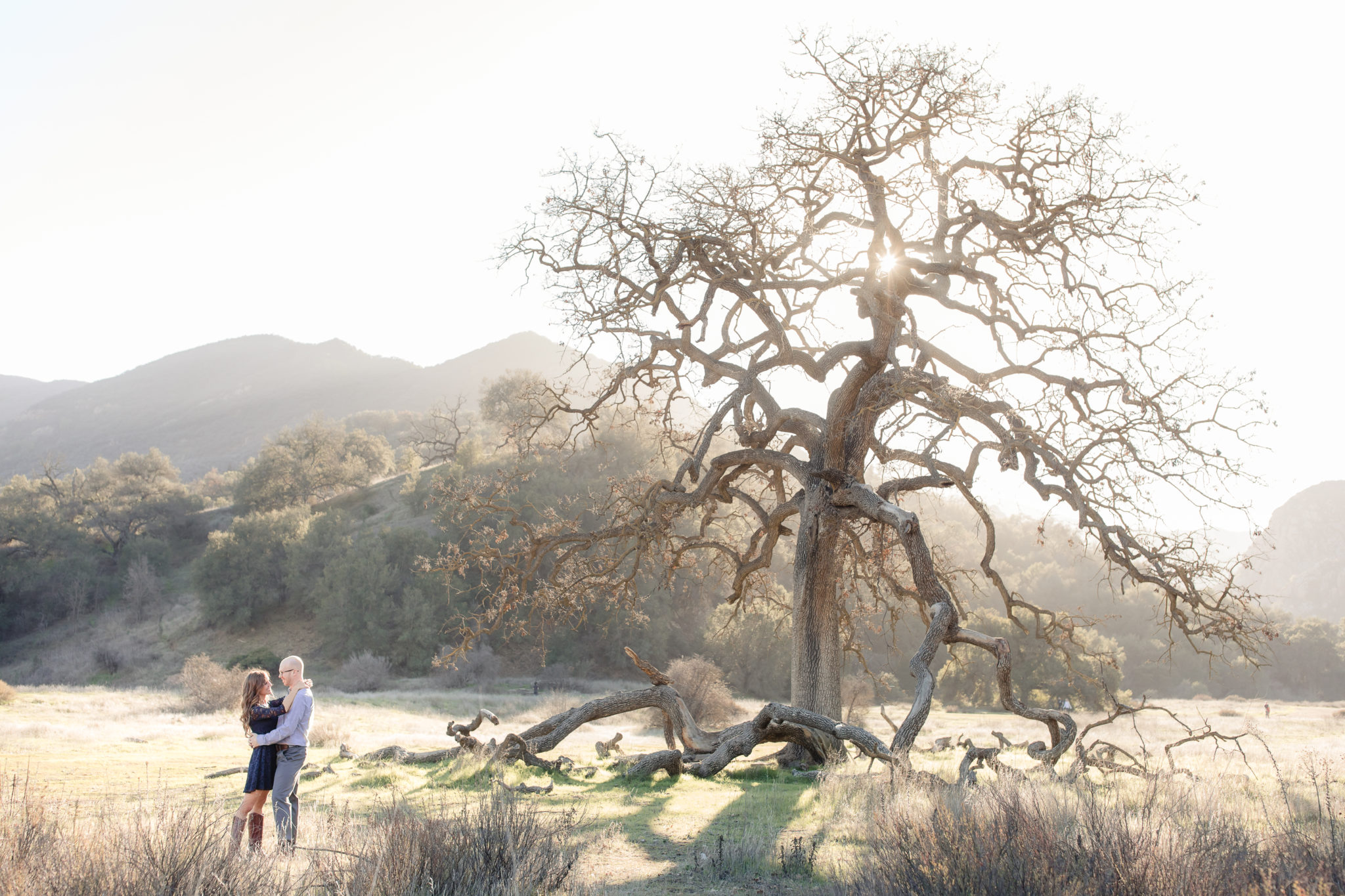 Malibu Engagment Session
