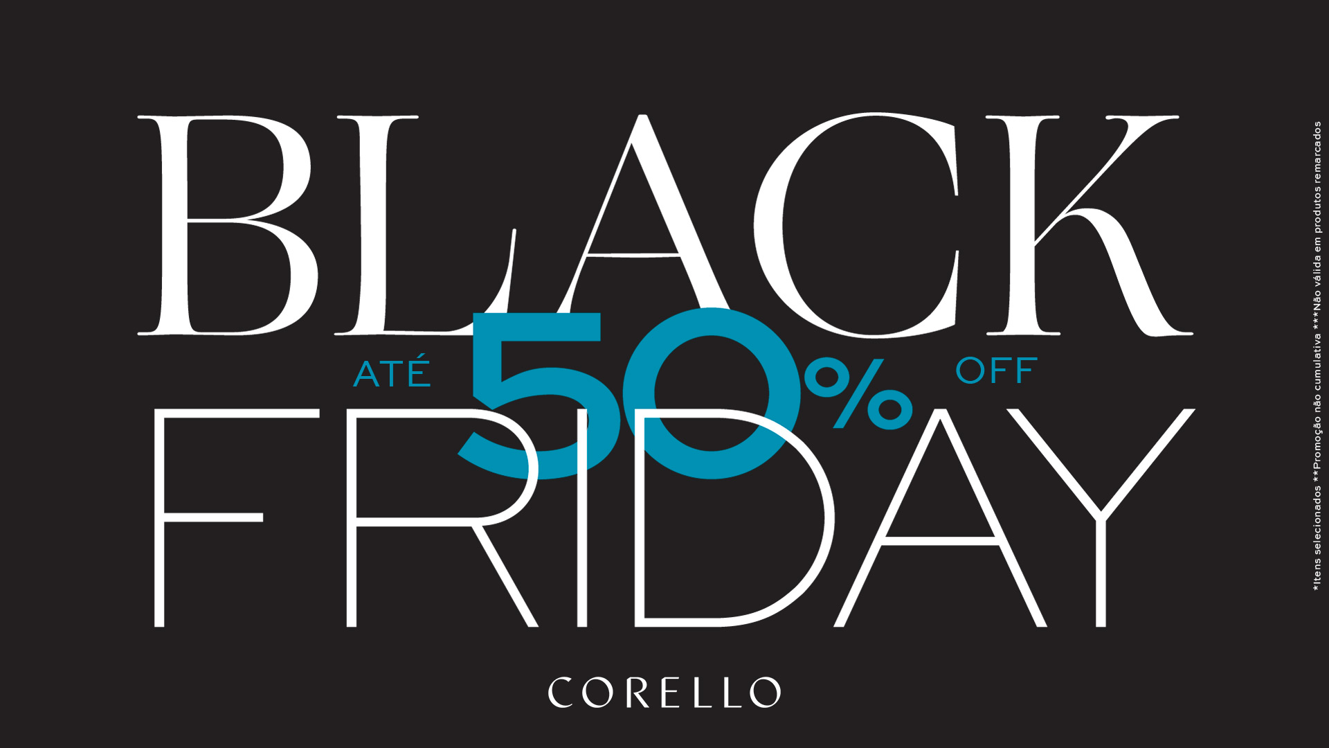 Corello Black Friday