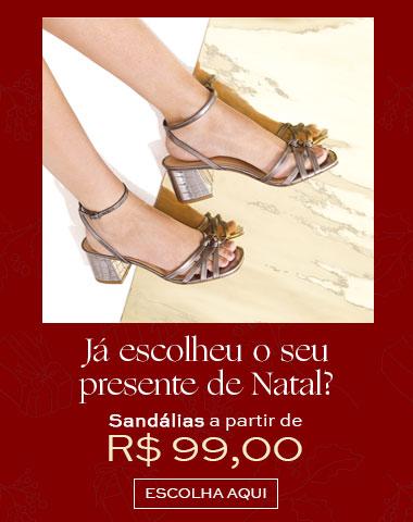Sandálias Corello