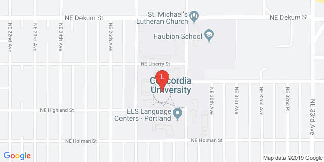 concordia university portland map Imleagues Concordia University Portland Im School Home concordia university portland map