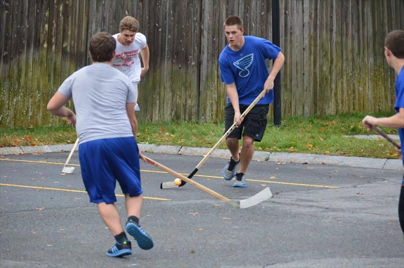 Street Hockey C (UMass Lowell/5v5 Street     - IMLeagues