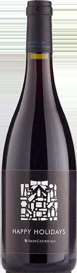 Wine happy bottle