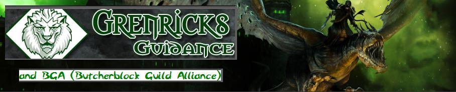 Characters - Guild Roster : Grenricks Guidance - Maj'Dul