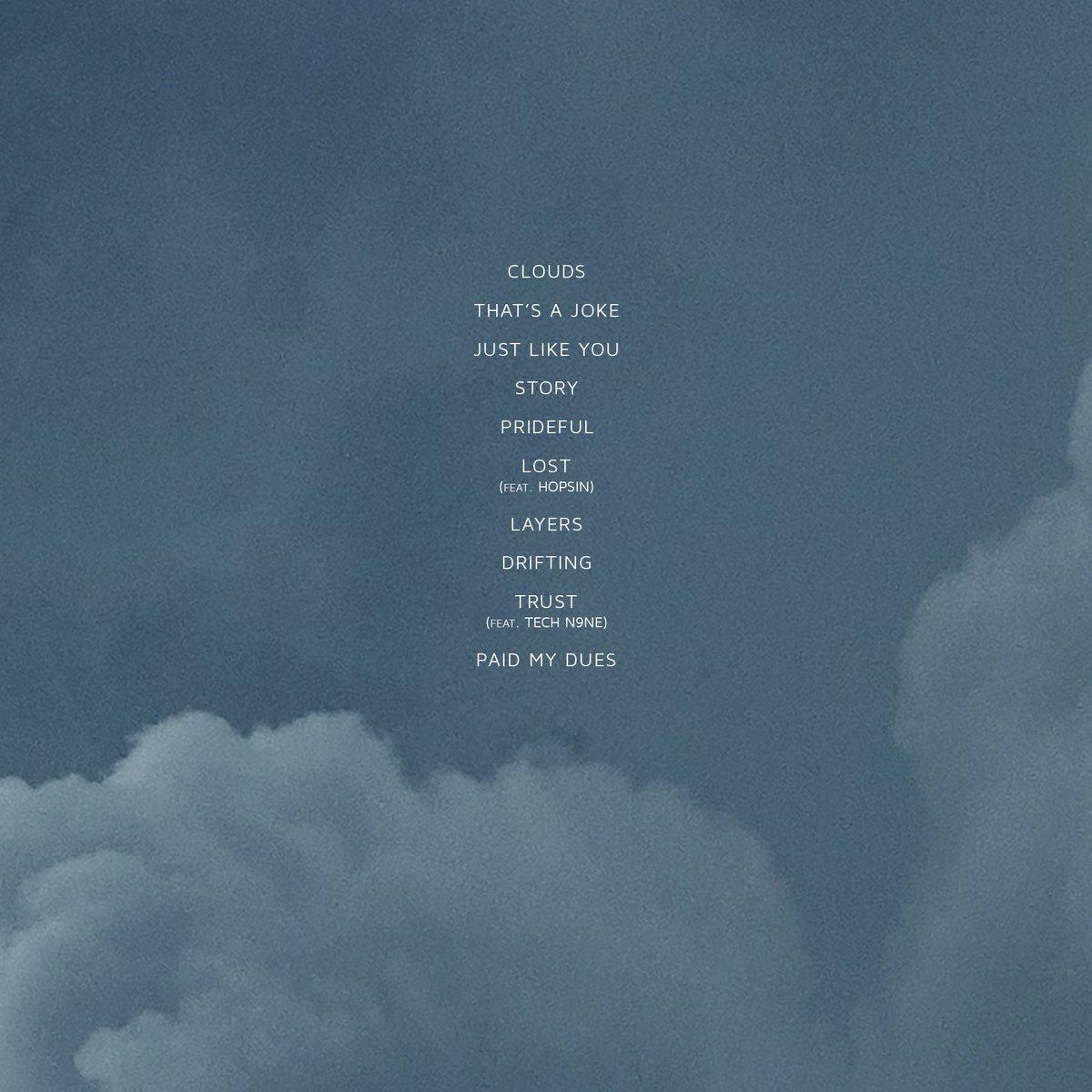 NF - CLOUDS (THE MIXTAPE) Lyrics and Tracklist | Genius