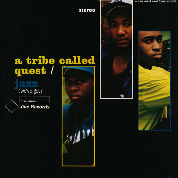 a tribe called quest lyrics - photo #3