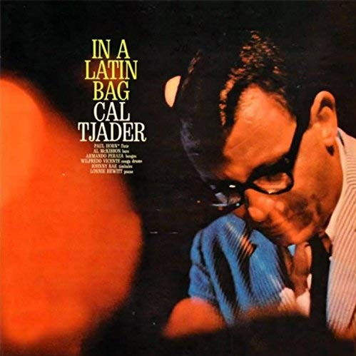 Cover art for Ecstasy by Cal Tjader