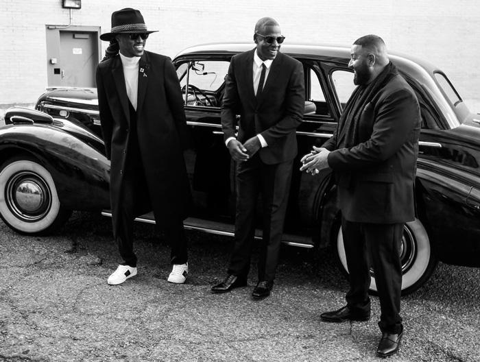 DJKhaled (Ft.Future & JayZ) – I Got the Keys