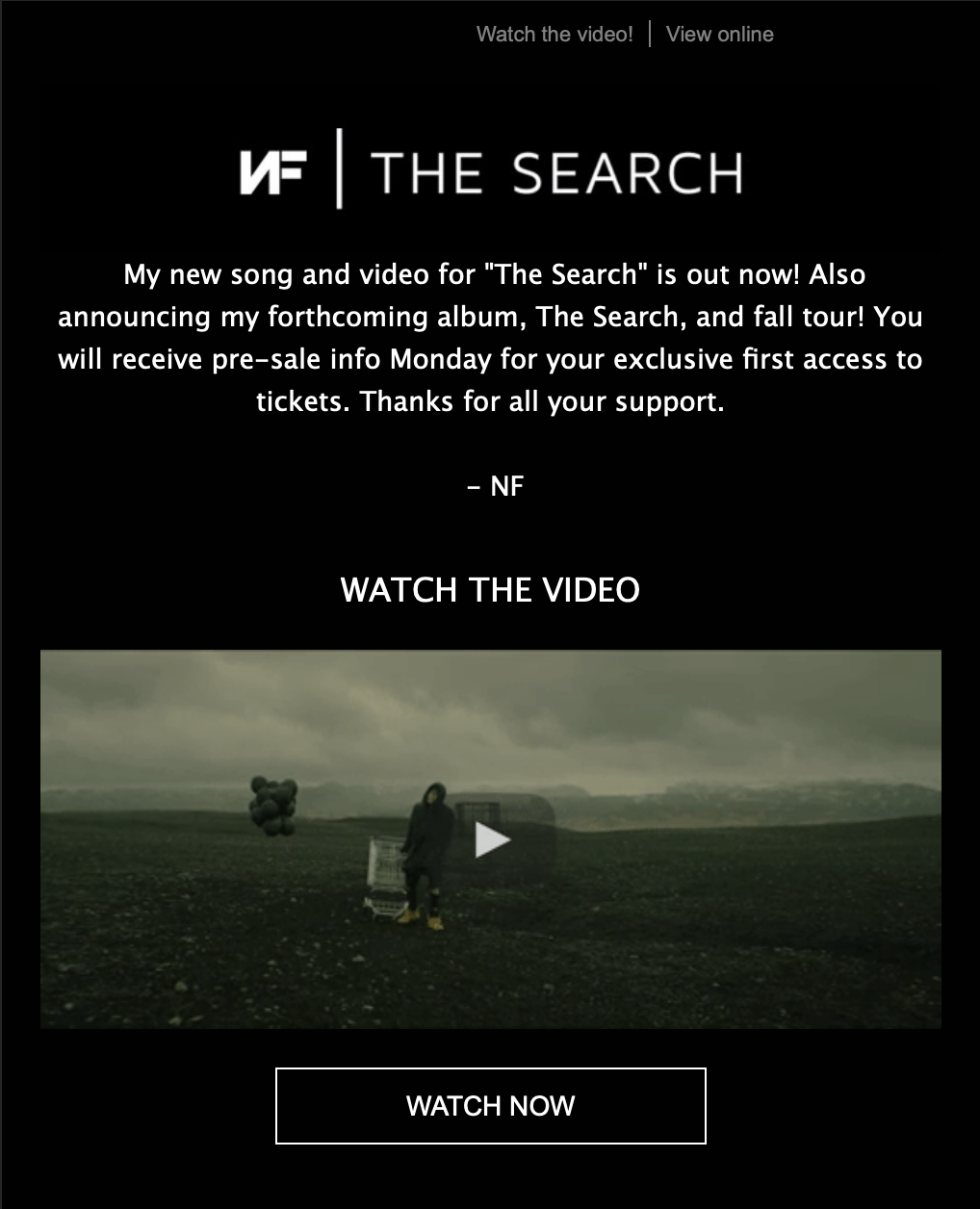 Nf New Album Release Date 2019 NF   The Search Lyrics and Tracklist   Genius