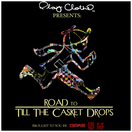 track 3 from the mixtape road to till the casket drops which was released in 2008 to promote both their upcoming album and the launch of the thornton