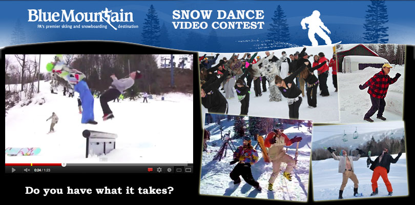 Snow Dance Video Contest