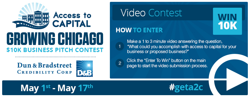 Growing Chicago: $10K Business Pitch Contest