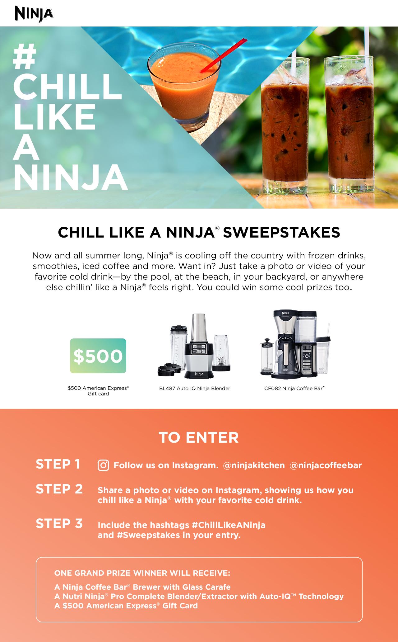 Chill Like A Ninja