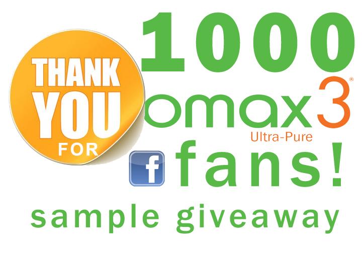 omax3® Ultra-Pure™
