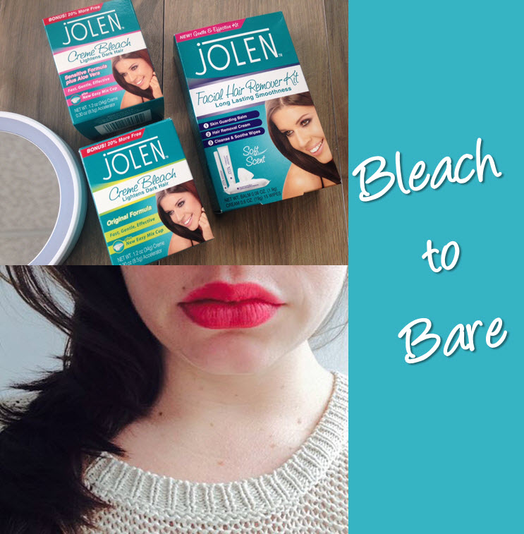 The Jolen Bleach To Bare Giveaway