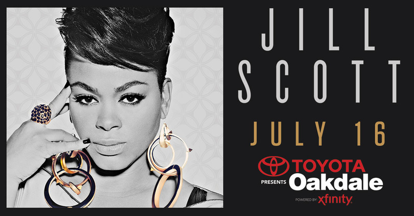 Toyota Presents Oakdale Theatre Live Nation