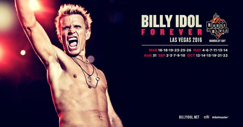 billy idol meet and greet pictures