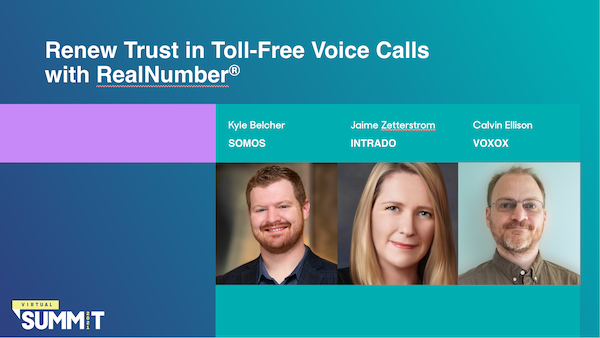 Renew Trust in Toll-Free Voice Calls withRealNumber®