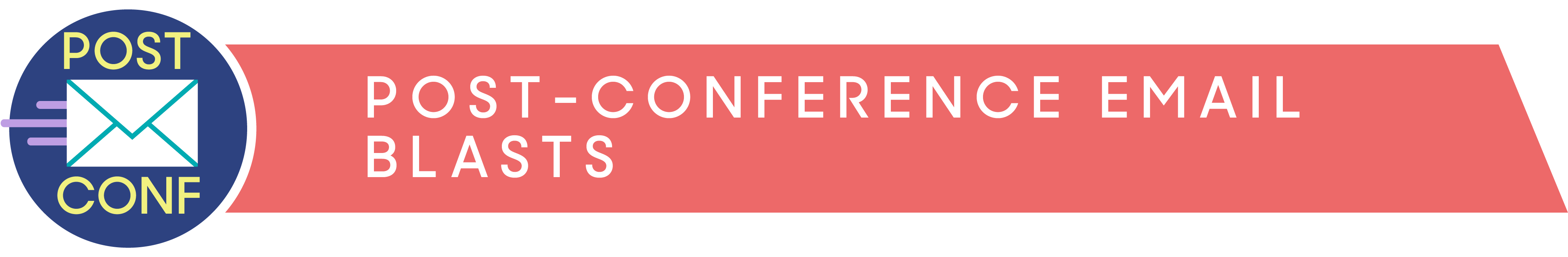 Post-Conference Email Blasts